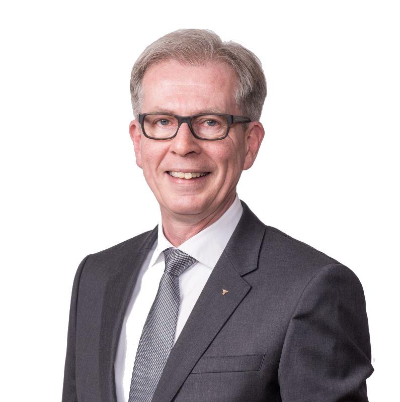Jyrki Mäkynen, hallituksen varapuheenjohtaja.
