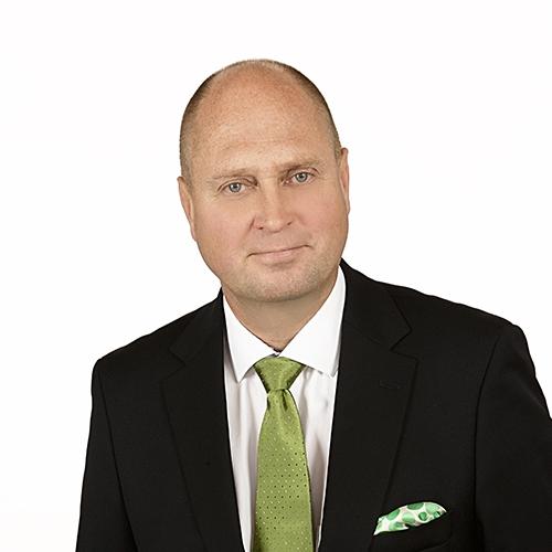 Ville Rissanen, digitaalisten palveluiden johtaja.