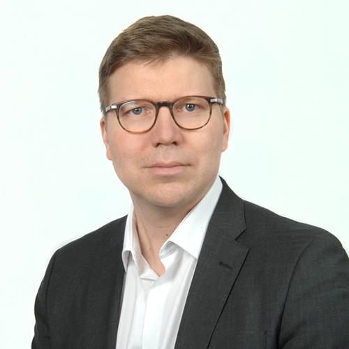 Tuomas Heikkinen, hankintajohtaja, ICT.
