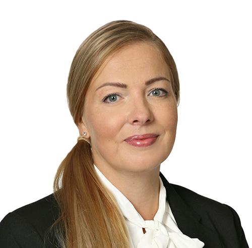 Henkilökuva Raisa Lahti