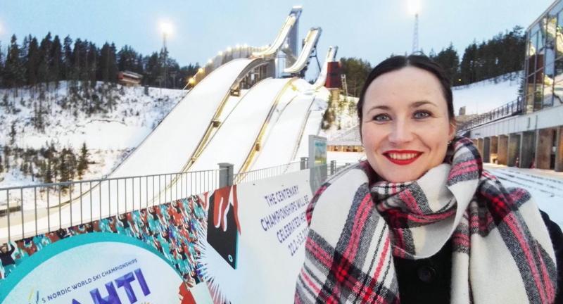 OmaSp Hanna-Mari Forsström Lahti
