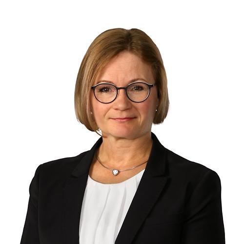 Jaana Sandströn, hallituksen jäsen.