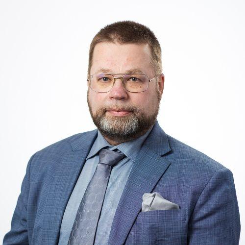 Jarmo Salmi, hallituksen puheenjohtaja, hallituksessa vuodesta 2014