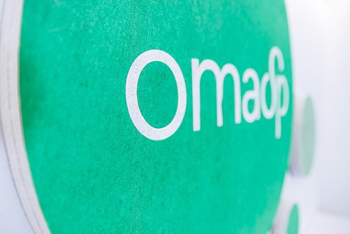 Kuvassa Oma Säästöpankin logo