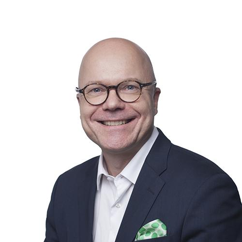 Kimmo Tapionsalo, riskienhallintajohtaja.