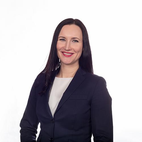 Lahden konttorijohtaja Hanna-Mari Forsströmin yhteystiedot yhteydenottoa varten