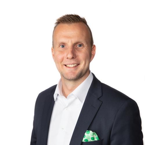 Seinäjoki keskustan rahoituspäällikkö Markus Jokelan yhteystiedot yhteydenottoa varten