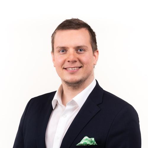 Henkilökuva Mikko Hintsa