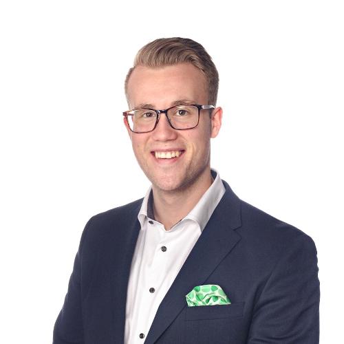 Henkilökuva Niklas Hemminki