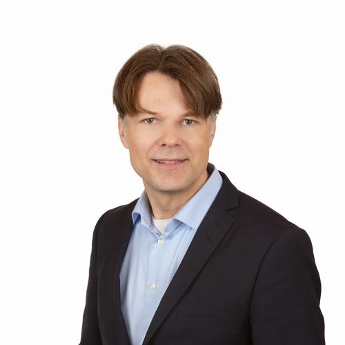 Markku Luova, IT-arkkitehti.