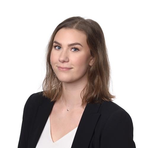 Helsingin rahoitusassistentti Kia-Lotta Sevón yhteystiedot yhteydenottoa varten
