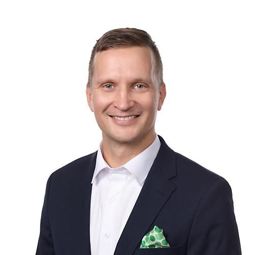 Helsingin aluejohtaja Markus Sourun yhteystiedot yhteydenottoa varten