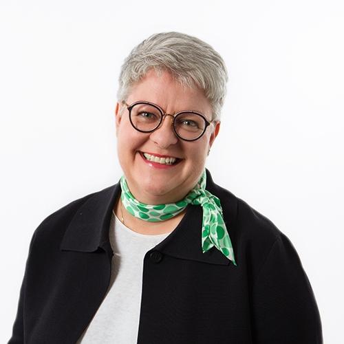 Hanna Lindholm, kehityspäällikkö.