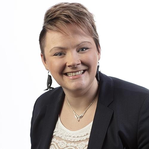Kankaanpään palveluneuvojaharjoittelija Linda Mattilan yhteystiedot yhteydenottoa varten