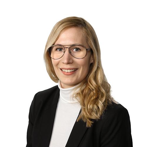 Henkilökuva Katriina Suutari