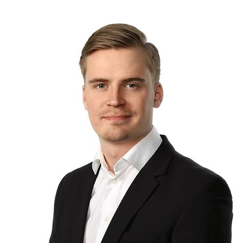 Patrick Purola, IT-järjestelmäasiantuntija.