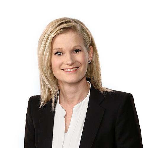 Kuvassa Riikka Luukko, compliance officer
