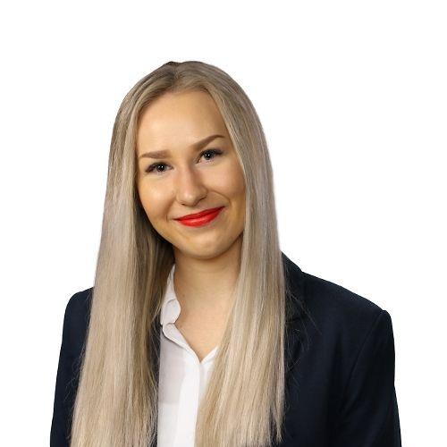 Compliance-harjoittelija Viivi Kaupin yhteystiedot yhteydenottoa varten