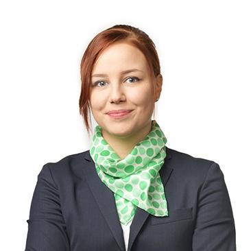 Oulun palveluneuvoja Anna Tauriaisen yhteystiedot yhteydenottoa varten