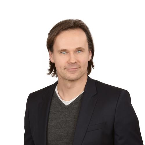Pekka Vimpari, Data-arkkitehti.
