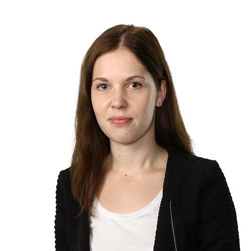 Oma Säästöpankki - Sara Hauhia