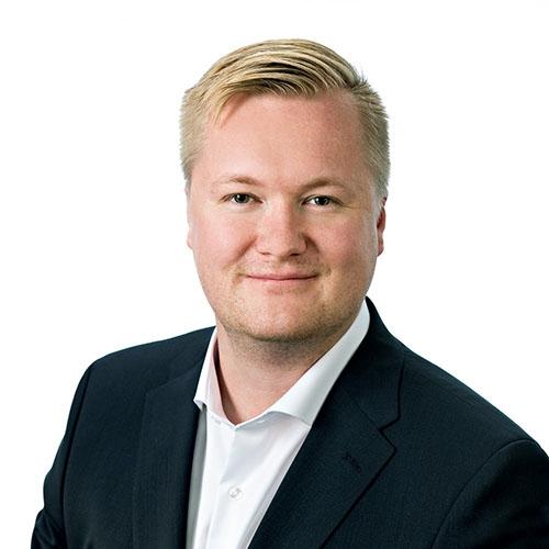 Tampereen rahoituspäällikkö Markus Sipilän yhteystiedot yhteydenottoa varten