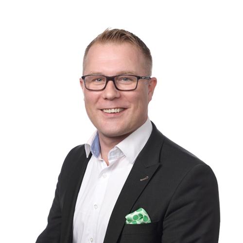 Henkilökuva Mikko Syrjälä
