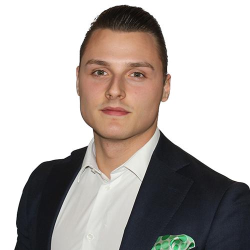 Henkilökuva Niko Olenius