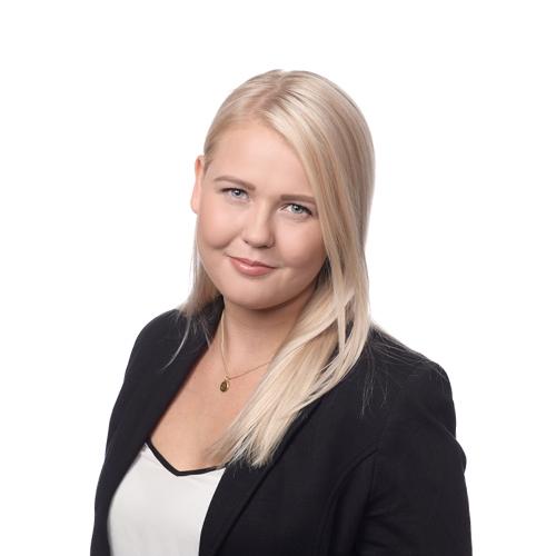 Henkilökuva Saara Korkatti