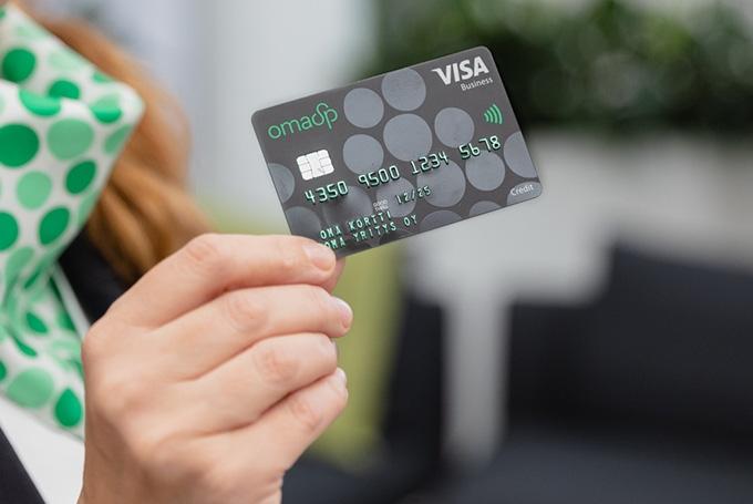 Tutustu uutiseen Uusi OmaSp Visa Business Credit -yrityskortti tuo sujuvaa maksamista yrityksen arkeen