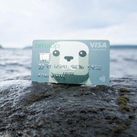 Oma Säästöpankki - kortti - Visa Credit/Debit