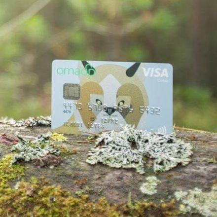 Oma Säästöpankki - kortti - Visa Debit