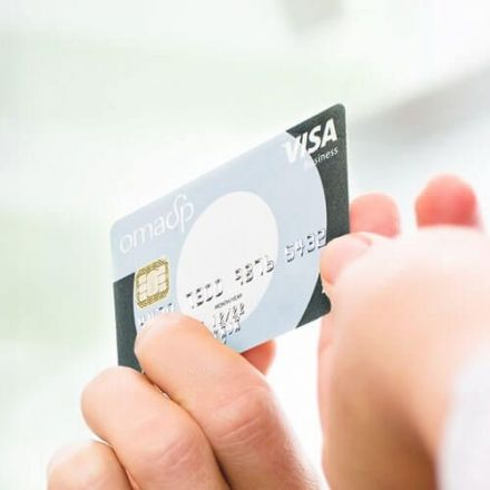 Oma Säästöpankki - kortti - Visa Business